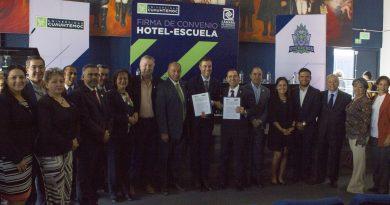 Canaco y Universidad Cuauhtémoc colaboran para formar profesionales para industria turística