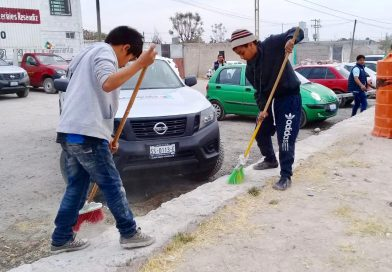 Realizan Jornadas Comunitarias en la comunidad de San Isidro Miranda