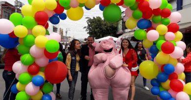 Inauguran Feria de las Carnitas en Santa Rosa Jáuregui