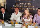 Habrá parejas de Holanda y EEUU en Concurso Nacional de Huapango