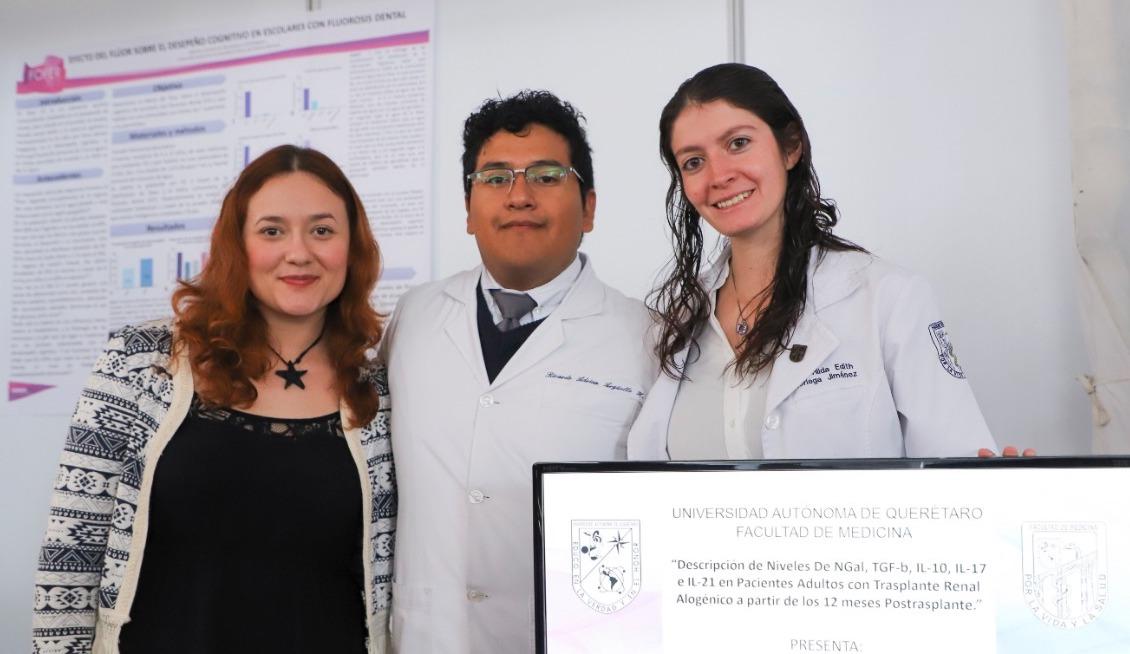 Photo of Desarrollan en UAQ método para detectar daños renales post trasplante