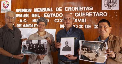 Asiste Rectora de la UAQ a Reunión Mensual de Cronistas Municipales del Estado de Querétaro