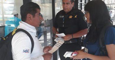 SSPMQ implementa campaña simultánea de prevención de delitos patrimoniales