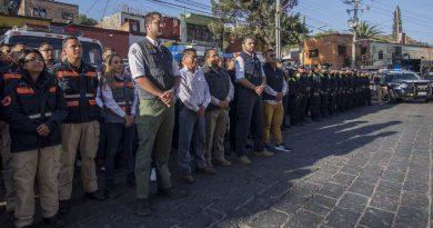 """Arrancó operativo """"viacrucis"""" en El Marqués"""