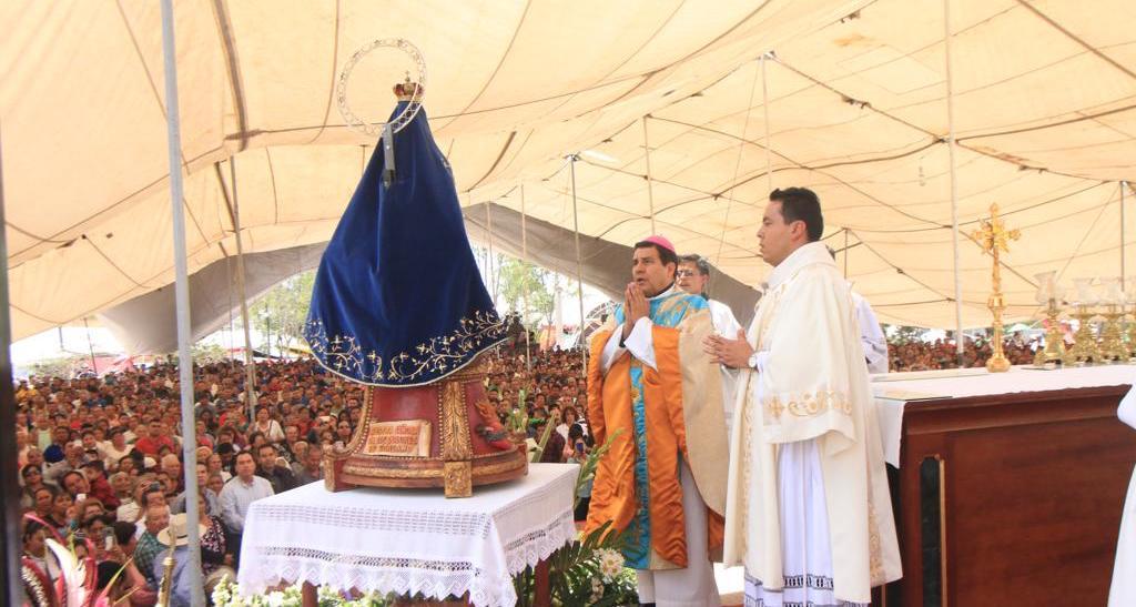 Photo of Recibe Colón a más de 30 mil peregrinos