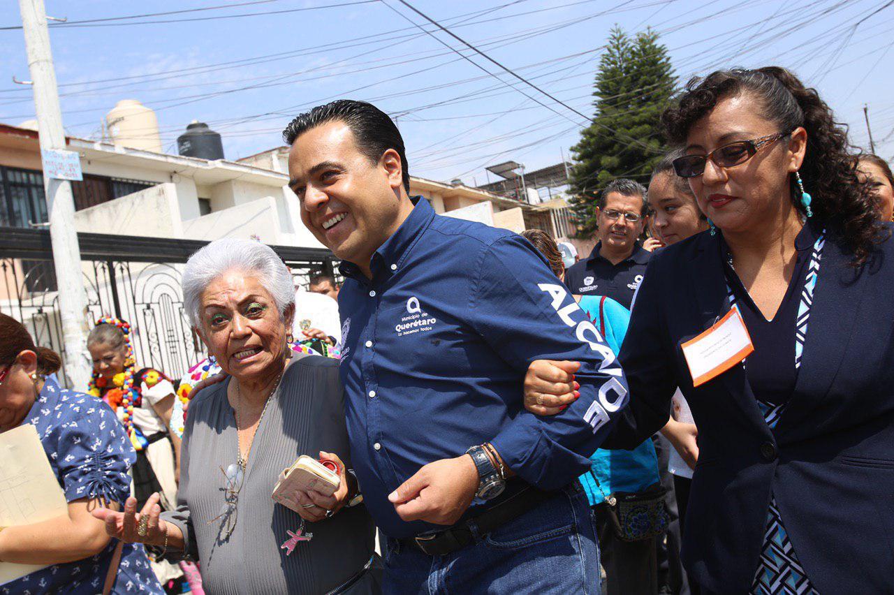 Photo of Alcalde en tu Calle llega a la colonia Movimiento Obrero