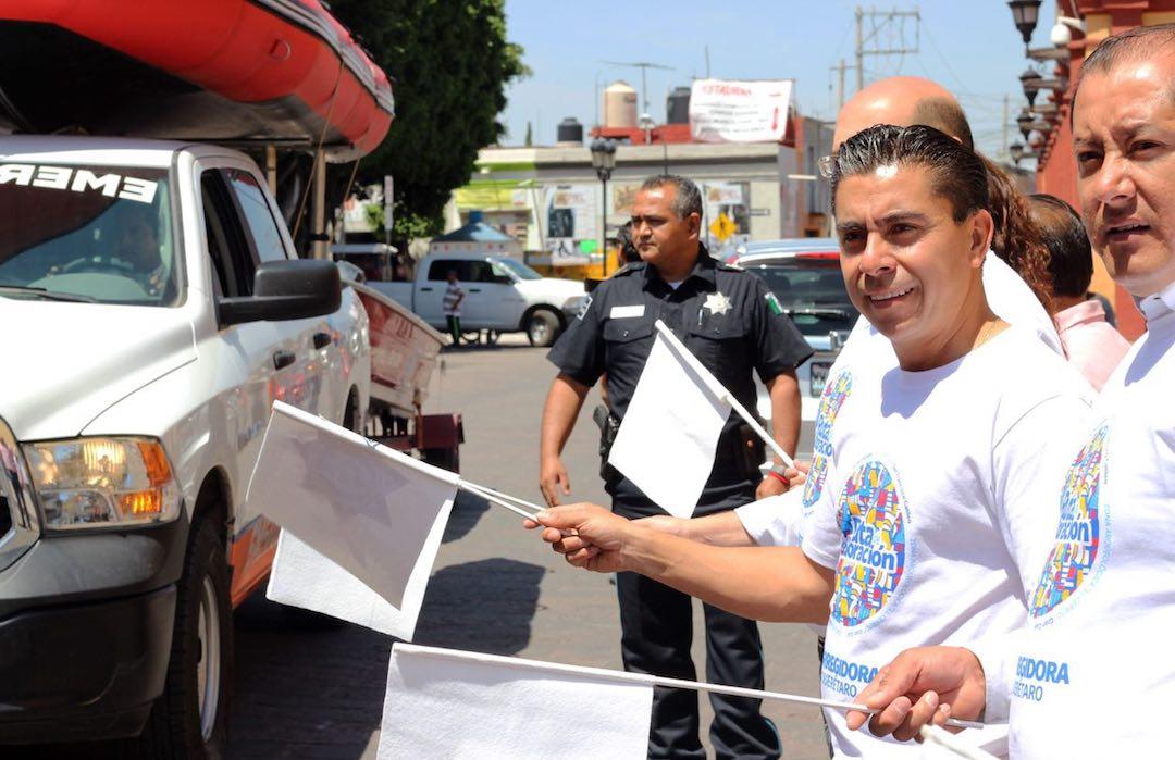 Photo of Encabezó Roberto Sosa arranque de Operativo de Semana Santa
