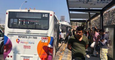 Suspenden concesión por accidente entre autobuses de Qrobús