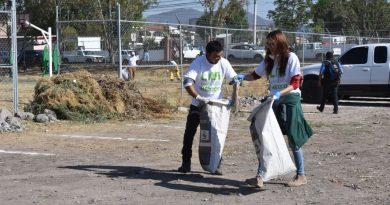 Apoya el Municipio de Queretaro la campaña Limpiemos México