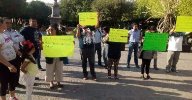 Habitantes de la colonia Vistas de San Pablo demandan obras