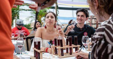 Feria Nacional del Queso y el Vino recuperó carácter familiar