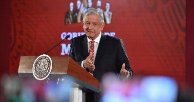 La agenda de México la marca 'Trun'