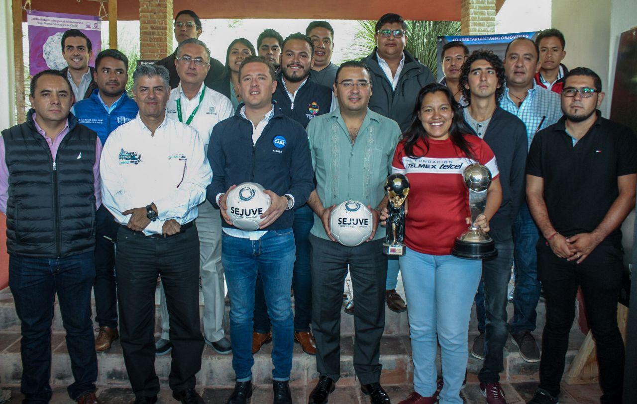 Photo of SEJUVE anuncia torneo de la calle a la cancha