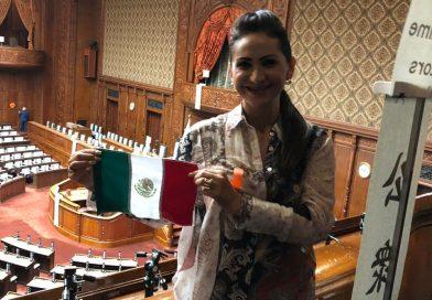 Participa Sonia Rocha en la Cumbre Anual del Foro Global de Mujeres Líderes en Política