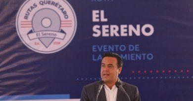 """Presentó el Municipio de Querétaro la nueva Ruta Turística de """"El Sereno"""""""