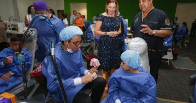750 personas beneficiadas con la 3ra. Jornada Odontológica 2019