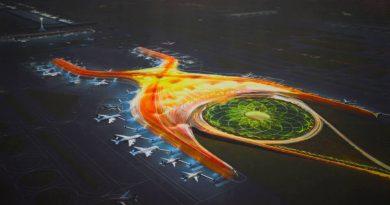 Tribunal ordena dar mantenimiento al aeropuerto de Texcoco