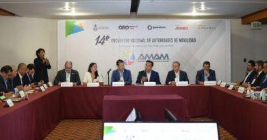 La movilidad es clave en cualquier política sustentable: Luis Nava