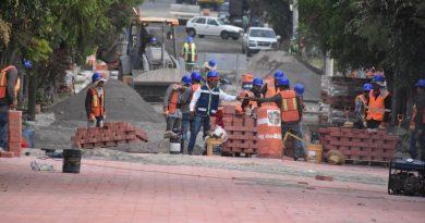 Invierte municipio de Querétaro 17.9 MDP en mantenimiento vial en Vista Alegre 3ª Sección