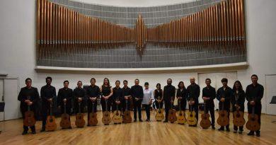 Destaca Orquesta de Guitarras de la FBA de la UAQ a nivel nacional e internacional