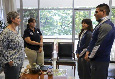 Reitera Teresa García apoyo de la UAQ al deporte