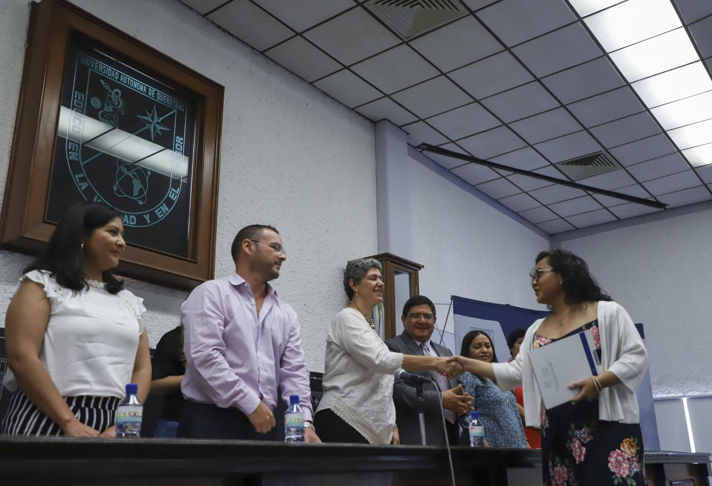 Photo of Se gradúan alumnos del Bachillerato Semiescolarizado de la UAQ