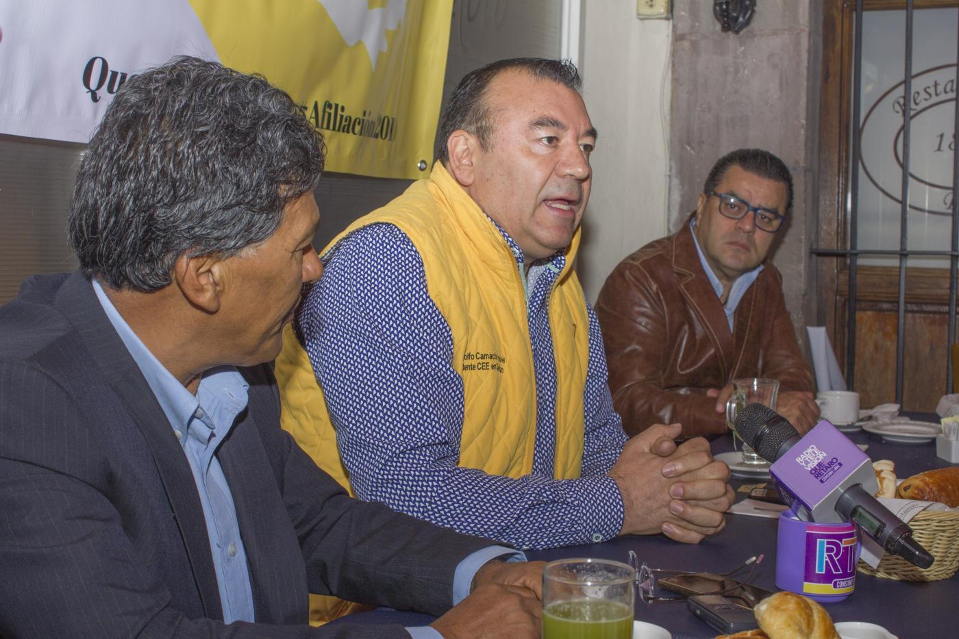 Photo of Comienza la transición del PRD en Querétaro, llaman a construir FUTURO 21