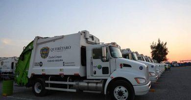 Preparan nuevo esquema de recolección de basura en Querétaro; no se contempla ampliar los días