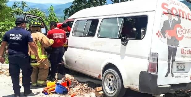 Muere niño de 11 meses en accidente en Jalpan