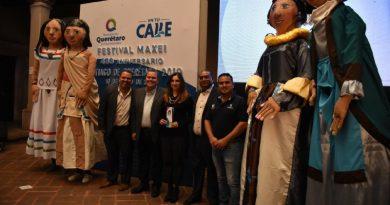 Ya viene el Festival Maxei por el 488 Aniversario de Santiago de Querétaro