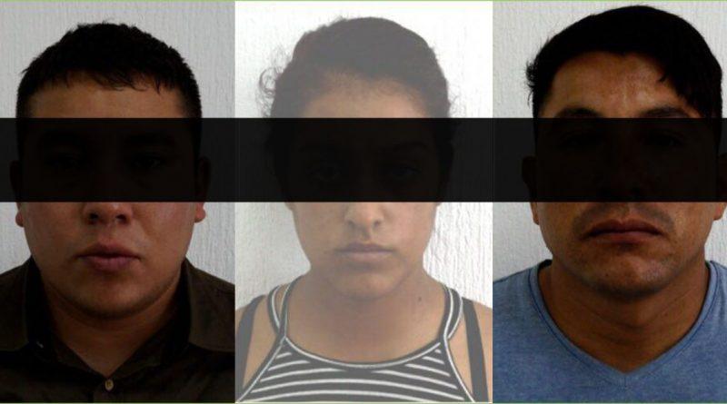 Tres elementos de la Guardia Nacional eran secuestradores