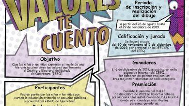 Photo of Convoca IEEQ al Concurso 'De valores te cuento'