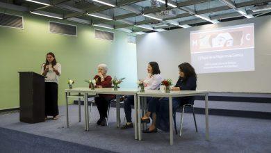 """Photo of Realizan Mesa de diálogo """"Impacto de la mujer en la ciencia"""""""