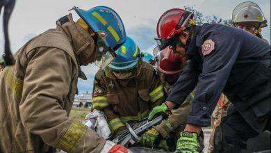 Photo of Protección civil del municipio de Querétaro capacita a cuerpos de emergencia de Durango