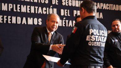 Photo of Capacitan a personal de seguridad en de defensa y protección de derechos humanos