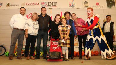 Photo of Unión familiar y solidaridad, mensaje del DIF Estatal en las posadas navideñas