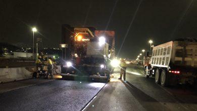Photo of Trabaja brigada nocturna de CEI en mantenimiento 1,100 kilómetros de carreteras