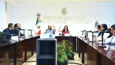 Photo of Presenta IEEQ programa de capacitación para el proceso electoral