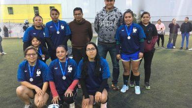 Photo of Premian a campeones de fútbol femenil e infantil