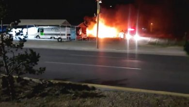 Photo of Reportan enfrentamientos y vehículos quemados de nueva cuenta en Celaya, Guanajuato