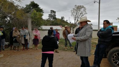 Photo of Acuerda Isidro Garay obras prioritarias en Pinal de Amoles