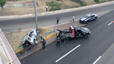 Photo of Accidente en centrales de B Quintana