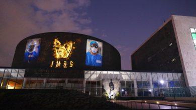 Photo of Con mural IMSS reconoce a personal de salud que combate al COVID-19
