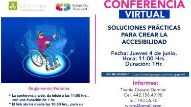 Photo of Promueve ST la inclusión laboral a través de seminarios virtuales