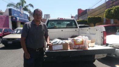 Photo of Reparte DIF Estatal 3 toneladas de pollo a asilos e instituciones de asistencia