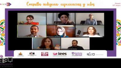 Photo of Garantizan órganos electorales derechos de pueblos indígenas