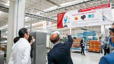 Photo of Domínguez supervisa implementación de medidas sanitarias en la empresa Hitachi Cable
