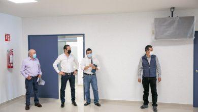 Photo of Pancho Domínguez supervisa avances del nuevo Hospital General de Querétaro