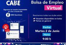 Photo of Mañana habrá bolsa de Empleo Virtual, habrá 519 plazas disponibles