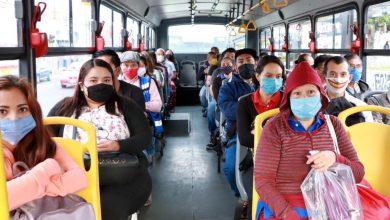 Photo of Afirma IQT que vigila cumplimiento de protocolos sanitarios en el transporte público de Querétaro